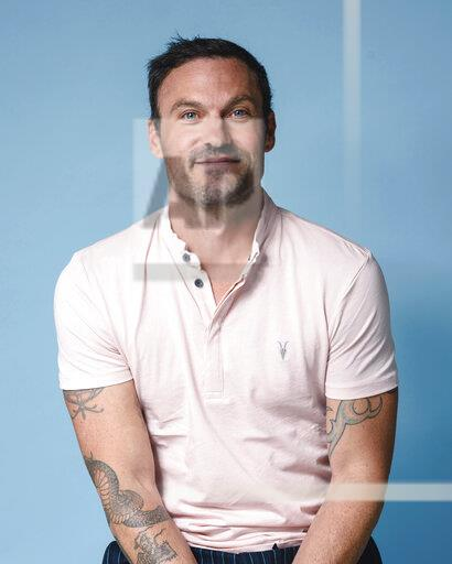 Brian Austin Green Portrait Session