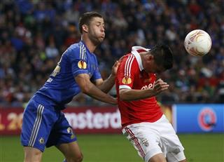 Gary Cahill, Oscar Cardozo