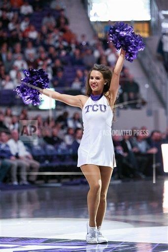 SPWIRE AP S BKC TX United States 294023 COLLEGE BASKETBALL: FEB 10 Texas at TCU
