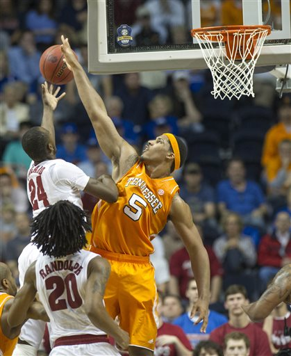 Tennessee Stokes Basketball