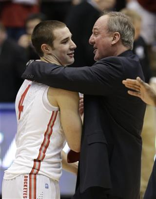 Thad Matta, Aaron Craft