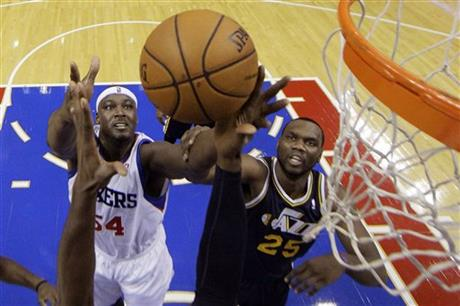 Kwame Brown, Al Jefferson