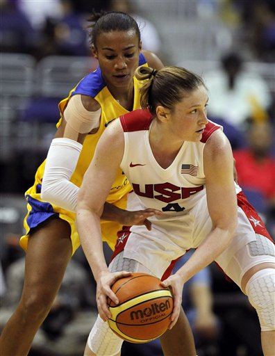 Joice Cristina De Souza Rodrigues, Lindsay Whalen