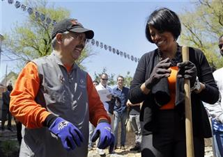 Edwin Lee, Stephanie Rawlings-Blake