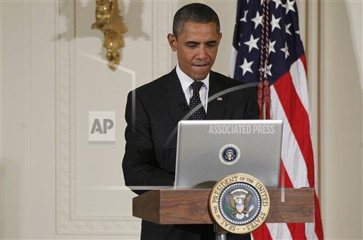 Obama Twitter Town Hall