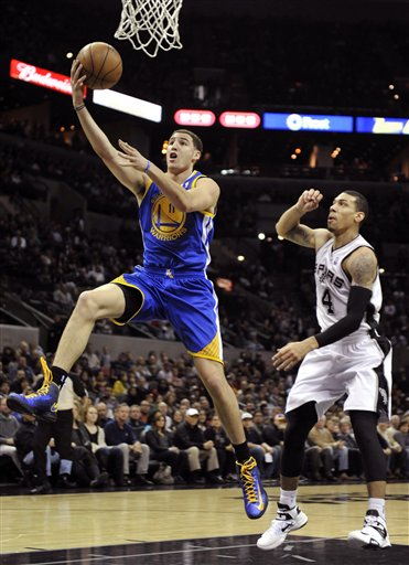 Klay Thompson, Danny Green
