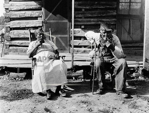 Watchf Associated Press Domestic News  Tennessee United States APHS63377 Sharecroppers 1930
