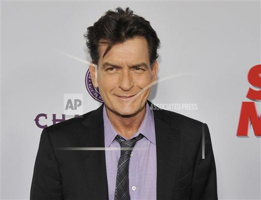 TV-Today Show-Charlie Sheen