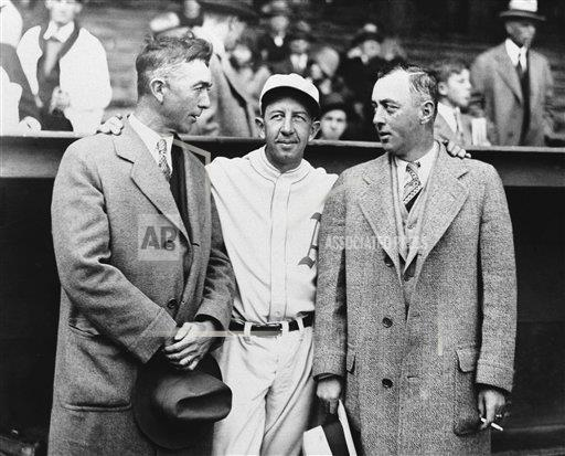 Watchf AP S BBO PA USA APHS103046 World Series Chicago Philly 1929