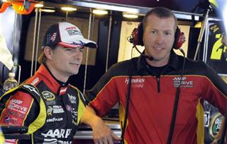 Jeff Gordon, Alan Gustafson