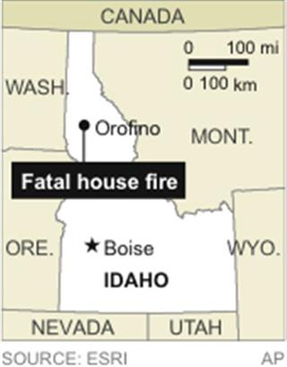 IDAHO FIRE