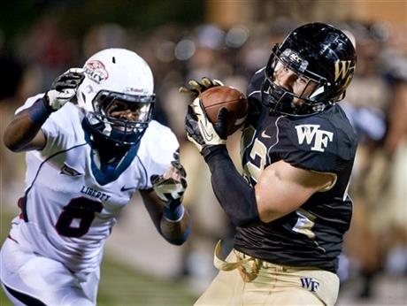Liberty Wake Forest Football