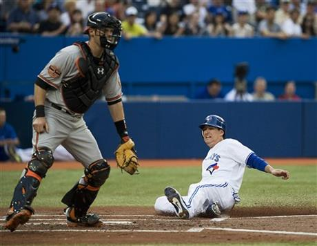 Kelly Johnson; Colby Rasmus;