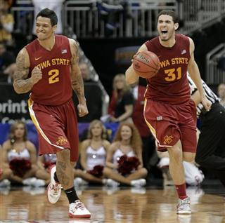 Chris Babb, Georges Niang