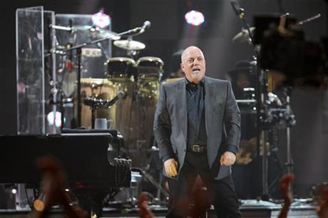 12-12-12 The Concert for Sandy Relief at Madison Square Garden - Live Concert