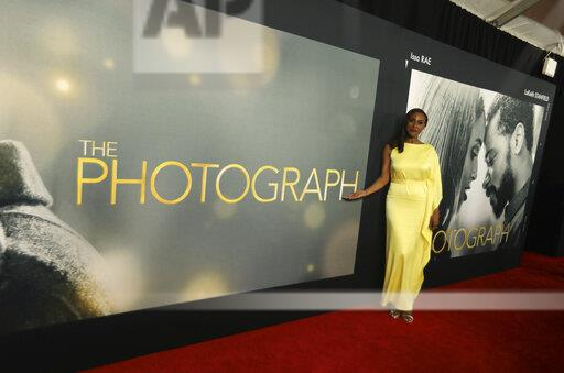 "World Premiere of ""The Photograph"""