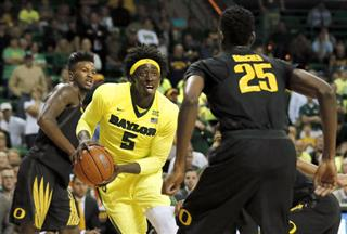 Johnathan Motley, Jordan Bell, Chris Boucher