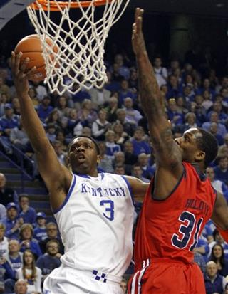 Terrence Jones, Murphy Holloway