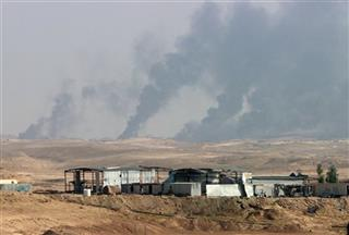 Mideast Iraq Islamic State Oil Economy