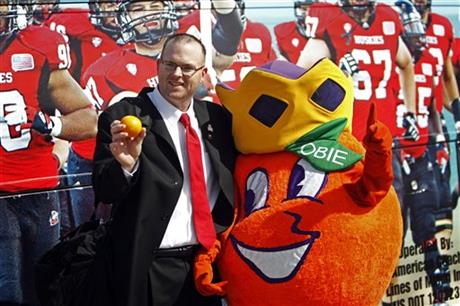 Orange Bowl Football