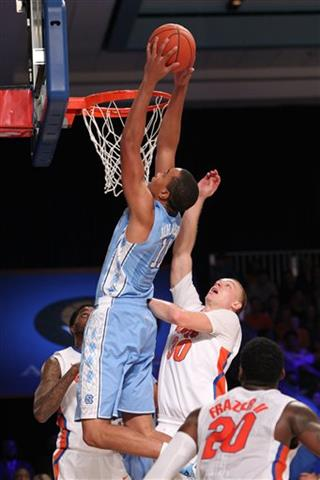Brice Johnson, Jacob Kurtz
