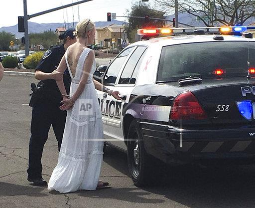 Bride Arrested Impaired Driving