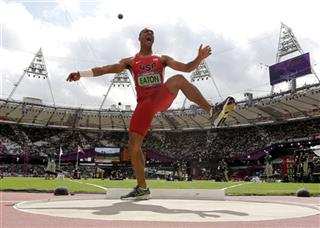 APTOPIX London Olympics Athletics Men