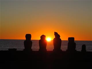 Travel-Trip-Easter Island