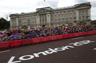 London Olympics Mens Triathlon