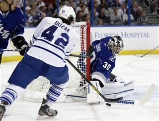 Tyler Bozak, Ben Bishop