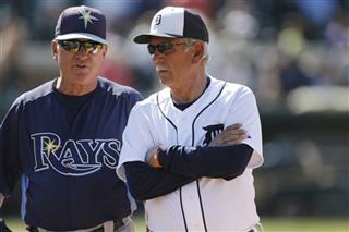 Joe Maddon, Jim Leyland