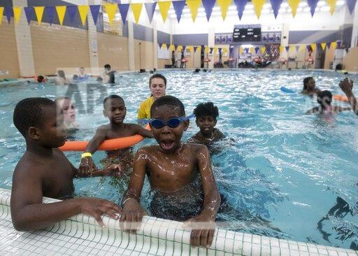 Exchange-Swimming Lessons-Refugee