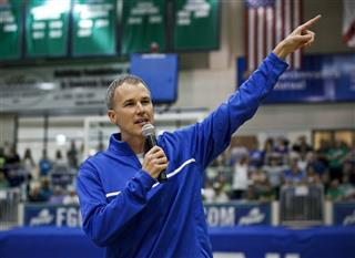NCAA FGCU Basketball