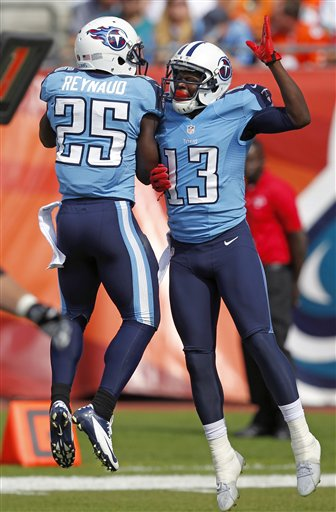 Kendall Wright, Darius Reynaud