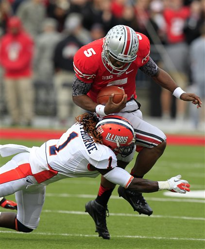 Braxton Miller, Terry Hawthorne