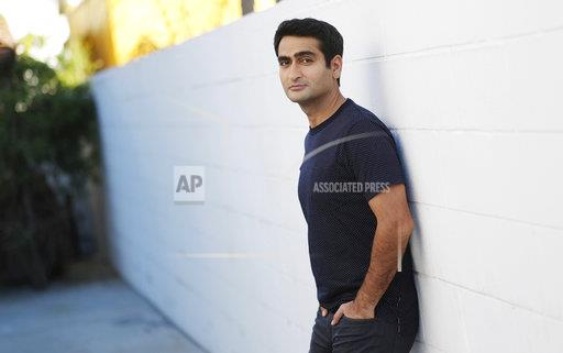 Kumail Nanjiani Portrait Session