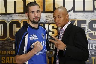 Tony Bellew, Isaac Chilemba