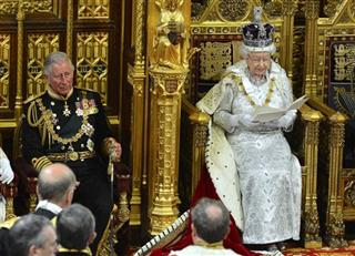 Britain Queen&#039;s Speech
