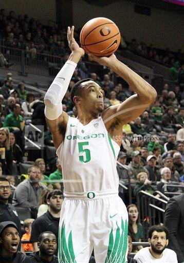 CalSports AP SPO MBB [Elijah Brown] OR USA CSMAP NCAA Basket all 2017: Portland State vs Oregon DEC 13