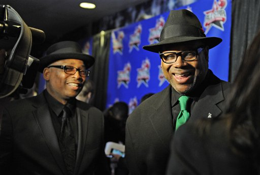 Jimmy Jam Harris, Terry Lewis