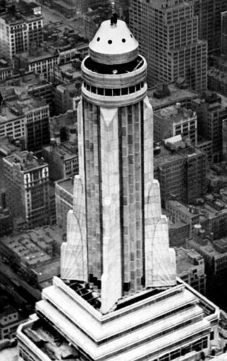 Associated Press Domestic News New York United States EMPIRE STATE BUILDING 1931