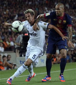 Daniel Alves, Fabio Coentrao