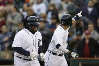 Victor Martinez, Prince Fielder