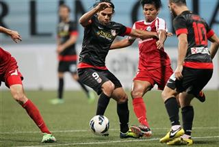 Singapore Atletico Madrid Soccer