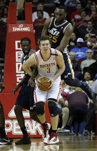 Omer Asik, DeMarre Carroll, Al Jefferson