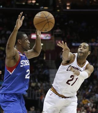 Wayne Ellington, Thaddeus Young