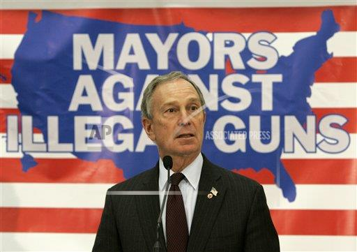 Mayors Guns