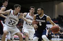 Dane Pineau, Joe Rahon, Nigel Williams-Goss