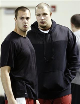 Landry Jones, Lane Johnson