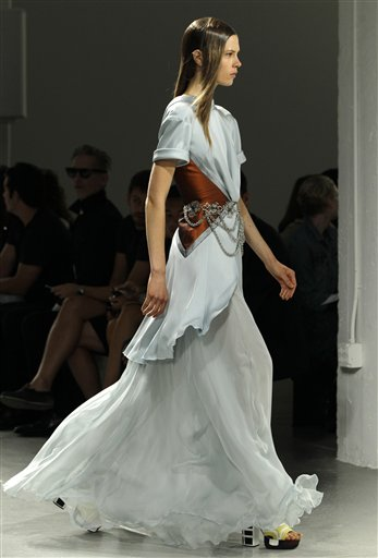 Fashion Rodarte Spring 2013